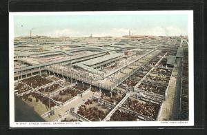 AK Kansas City, MO, Stock Yards