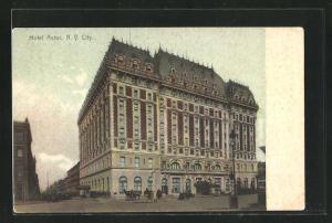 AK New York, NY, Hotel Astor