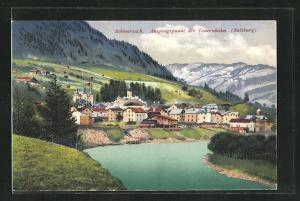 AK Schwarzach, Panorama