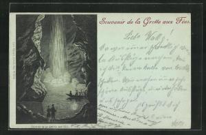 AK Saint-Maurice, Grotte aux Fées