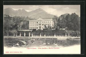 AK Tremezzo, Villa Carlotta e Monte Crocione, Lago di Como