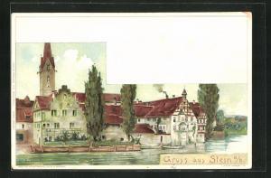 AK Stein a. R., Teilansicht