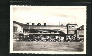 AK Französische Eisenbahn-Lokomotive No. 3106, Midi
