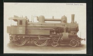 AK Eisenbahn-Lokomotive No. 125