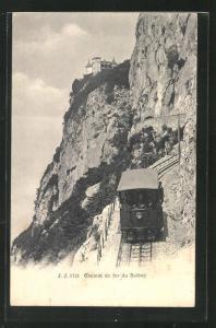 AK Chemin de fer du Salève, Bergbahn