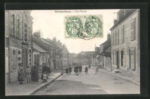 AK Mondoubleau, Rue Neuve