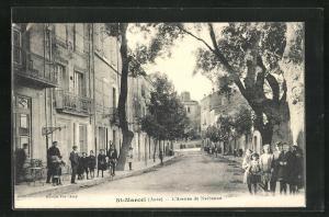 AK St-Marcel, L`Avenue de Narbonne