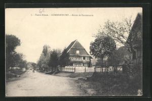 AK Gommersdorf, Route de Dannemarie