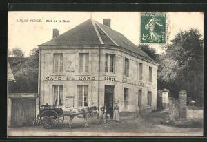 AK Ruille-Ponce, Cafe de la Gare