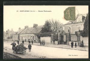 AK Bouloire, Route Nationale