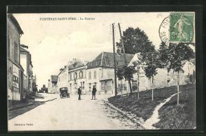 AK Fontenay-Saint-Pere, Le Moutier