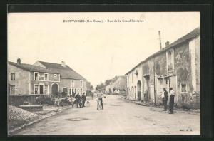 AK Breuvannes, Rue de la Grand`Fontaine