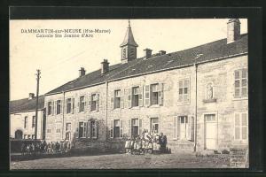 AK Dammartin-sur-Meuse, Colonie Ste Jeanne d`Arc