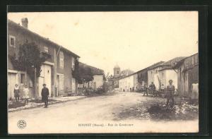 AK Bonnet, Rue de Gouecourt