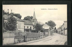 AK Vineuil, Route de Senlis
