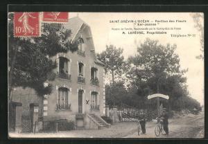 AK Saint-Brévin-L'Ovean, Pavillon des Fleurs Ker-Jeanne