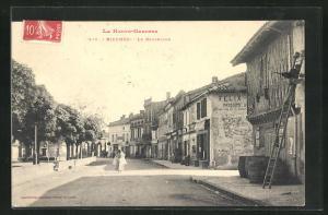AK Rieumes, Le Boulevard