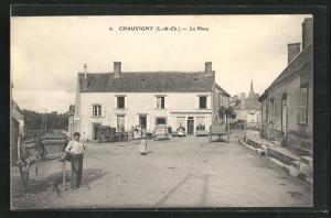 AK Chauvigny, La Place