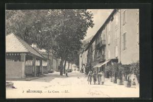 AK Meyrueis, Le Cours