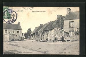 AK Surtainville, Village du Fournean