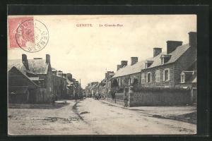 AK Genets, La Grande-Rue