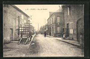 AK Flize, Rue de Moulin