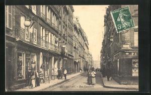 AK Sedan, Rue Gambetta