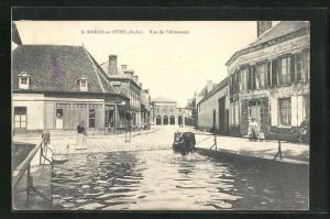 AK St. Mards-en-Othe, Rue de l'Abreuvoir