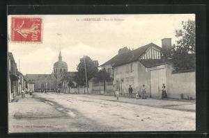 AK Dienville, Rue du Brienne
