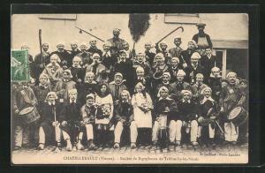 AK Chatellerault, Sociète de Bigophones de Triffouilly-les-Nènès