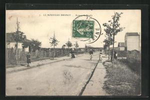AK Le Nouveau Drancy, Avenue de Bondy