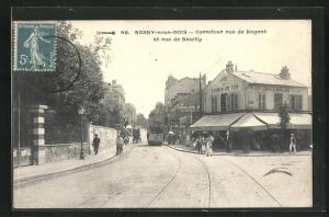 AK Rosny-sous-Bois, Carrefour rue de Nogent et rue de Neuilly