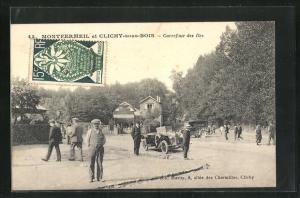 AK Montfermeil et Clichy-sous-Bois, Carrefour des Iles