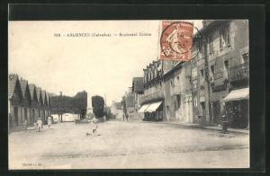 AK Argences, Boulevard Dèlèan