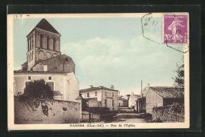 AK Vandrè, Rue de l`Eglise