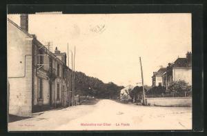 AK Mennetou-sur-Cher, La Poste