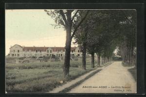 AK Arcis-sur-Aube, Les Citès Savourè