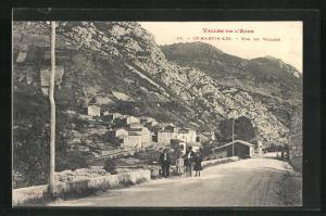 AK St-Martin-Lys, Vue du Village