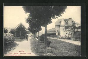 AK Bram, Le Jardin Public