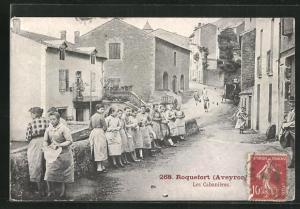 AK Roquefort, Les Cabanières