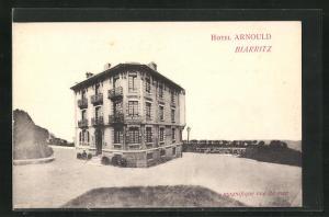 AK Biarritz, Hotel Arnould