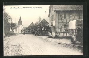 AK Retzwiller, Vue du Village