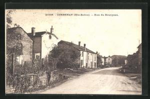 AK Corbenay, Rue du Bourgeau