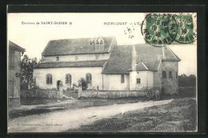 AK Hoericourt, L`Eglise, Environs de Saint-Dizier