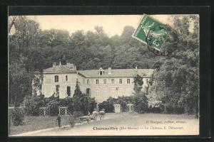 AK Chamouilley, Le Chateau