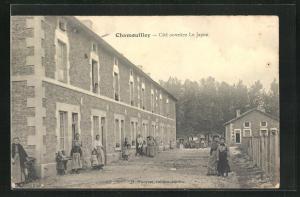 AK Chamouilley, Cite ouvriere le Japon