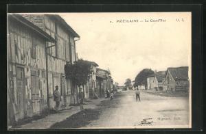 AK Moeslains, La Grand`Rue