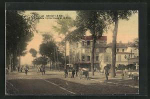 AK Choisy-le-Roi, L`Avenue Victor-Hugo et le Pont