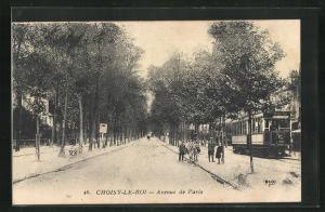 AK Choisy-le-Roi, Avenue de Paris
