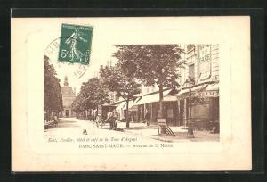 AK Parc Saint-Maur, Avenue de la Mairie